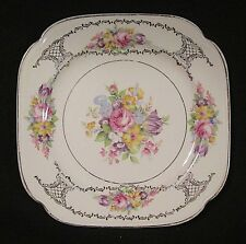 """Edwin Knowles KNO1034 Square Salad Plate(s) 7"""" VHTF"""