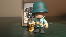 Team Fortress 2 Portable Mercs - NEW Blu Soldier with BONUS
