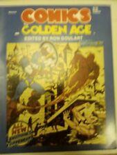 Comics The Golden Age Magazine #4 Sep 1984 / B&W / CAPTAIN AMERICA / HUMAN TORCH
