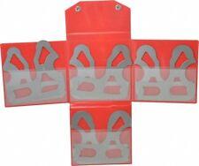 Mitutoyo 8 Pc 916 To 1 Radius Stainless Steel Radius Gage Set