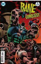 BANE CONQUEST #1 - Kelley Jones Variant - DC Comics