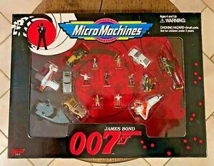 Micro Machines James Bond 007