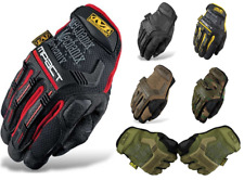 'Mechanix M-PACT Tactical Gloves Military Bike Race Sport Paintball Army