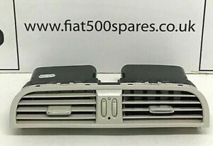 Fiat 500 Centre Air Heater Vent in Ivory (2008-2015)