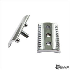 Safety Razor Replacement Head - Maggard Razors Open Comb V2 (Fits Edwin Jagger)