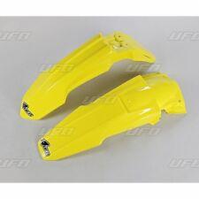 UFO Front Rear Fender Kit Suzuki RMZ 450 2008 - 2012 OEM Yellow