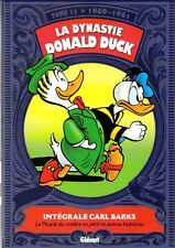 DYNASTIE DE DONALD DUCK   **  TOME 11 1960/191 ** EO NEUF CARL BARKS