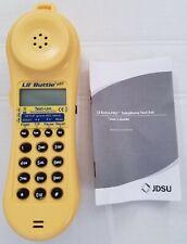 Lot Of 2 Test-Um JDSU LB60B Lil Buttie Butt Sets LB100 LB200 Universal Belt Clip