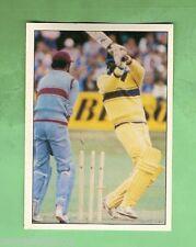 1985 SCANLENS CRICKET STICKER #71  RAVI RATNAYEKE, SRI LANKA