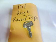 SUZUKI,T500,TS250,TS400,TS90,T125,K10,AS50 Nos oem Pre cut  Key # 141