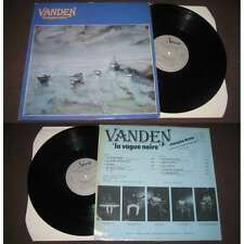 VANDEN - La Vague Noire Rare French Celtic Folk Prog LP