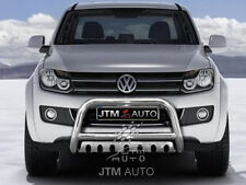 "Volkswagen VW Amarok Nudge Bar 3"" Stainless Steel Grille Guard 2010-2017"