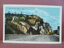 Old Postcard MN Duluth Point of Rock