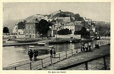 1914 Kampf um Namur * Die Feste von Namur *  WW1