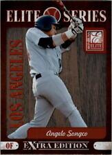 2011 Donruss Elite Extra Edition Elite Series #3 Angelo Songco - NM-MT
