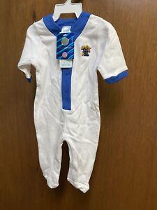 Kentucky Wildcats NCAA Infant Baseball Style Sleep-Play One Piece Small