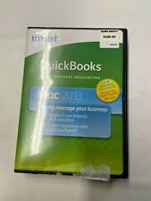 QUICKBOOKS Mac 2013 Small Business Acconting