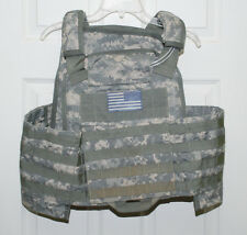 ACU TACTICAL TAILOR RELEASABLE ARMOR CARRIER TTRAC CHEST RIG PLATE CARRIER
