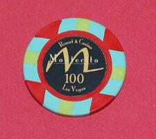 Las Vegas TV Show Prop ~ One Montecito $100 Casino Chip