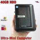 ULTRA MINI KLEIN HAND COMPUTER PC 1GHZ DOS WINDOWS XP 2000 DVI 40GB HDD 512MB