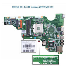 688018-001 Hm70 Motherboard For Hp Compaq 2000 Cq58 Laptop, Intel Hd 650, A