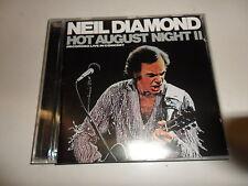 Cd   Neil Diamond  – Hot August Night II