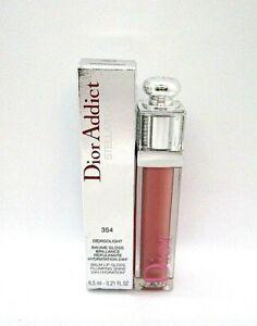 Christian Dior Addict Stellar Gloss Balm Lip Gloss ~ 354 Diorsolight ~ 0.21 oz