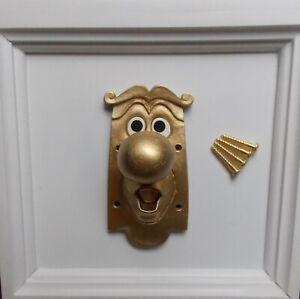 Alice Wonderland Five And A Half Inch Door Knob Character Fixing Door Knob