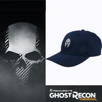 Game Tom Clancy's Ghost Recon Wildlands Cap Cosplay Skull Logo Cap Baseball Cap