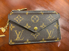 Louis Vuitton Recto Verso Card Holder Wallet Mono Excellent Condition US Seller