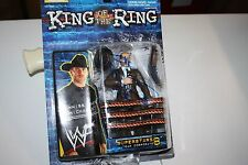 WWE/WWF JAKKS KING OF THE RING SERIES SHAWN MICHAELS SIGNED AUTO NEW UNOPENED
