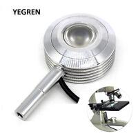 Microscope Bottom LED Lighting Source Supplementary LED Lamp USB Power Supply