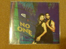 2 UNLIMITED - NO ONE - CD SINGLE