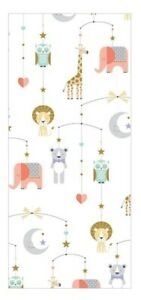 Pack of Animal Mobile New Baby Gift Wrap Tissue Paper