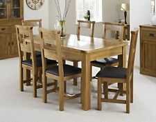 Wood Unbranded No Assembly Required Kitchen & Dining Tables