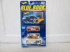 Hot Wheels Blue Book 2002 w/ Lincoln Continental