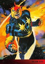 NOVA / Spider-Man Fleer Ultra 1995 BASE Trading Card #124