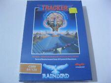 Tracker sealed Commodore 64/128 Rainbird