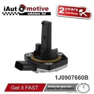 Audi VW Seat Skoda Oil Level Sensor + Seal 1J0907660B Golf Passat A2 A3 A4 A6 TT