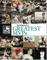2011 Baseball's Greatest MVPs by Dan Rosen