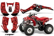 Honda TRX 250 EX AMR Racing Graphic Kit Wrap Quad Decal ATV 02-04 REAPER RED