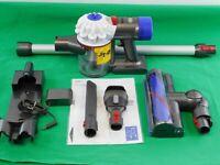 Dyson V7 Allergy HEPA Cordless Vacuum | White