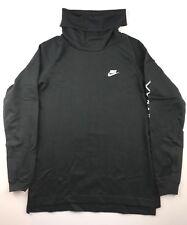 Nike Air Max Mens 2XL Black Long Sleeve NSW Sweatshirt NWT Retro $100