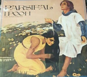 POOH PARSIFAL LP VINILE RISTAMPA NUOVO SIGILLATO