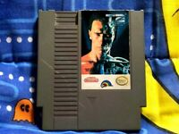 Terminator 2 T2 Judgement Day Nintendo Entertainment System Tested Authentic