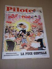 """""""PILOTE no 463"""" (1968) ASTERIX / PILOTORAMA - A BALI / FRED  / GOTLIB"""