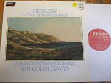 6514 260 Debussy La Mer / Trois Nocturnes / Davis