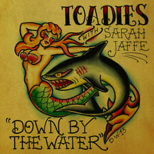 "TOADIES - Down by the Water (New Sealed 7"")         Sarah Jaffe Honeybear Horns"