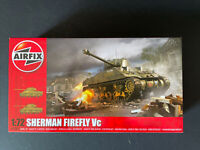 Airfix Sherman Firefly Vc 1:72 Scale Kit A02341 Model Tank Kit