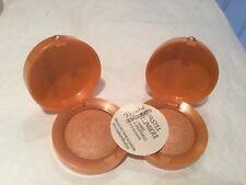 BOURJOIS Pastel Lumiere eyeshadow 93 Orange Tonique pearl eye shadow X 2